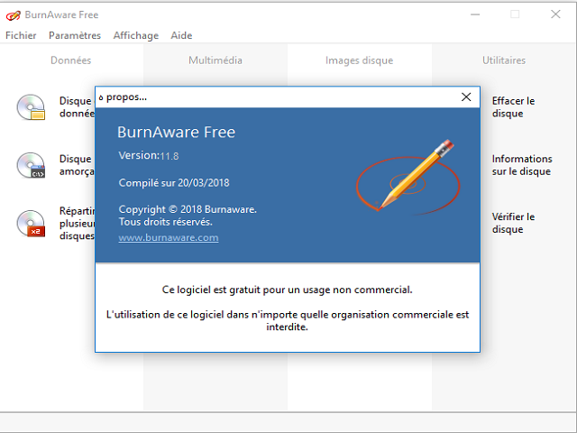 BurnAware Free 12.4 Crack & Activation Key [2019]