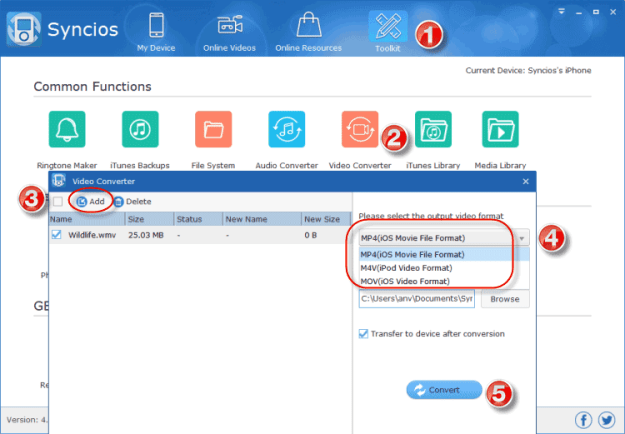 SynciOS Manager 6.5.6 Crack Full License Key Download HERE